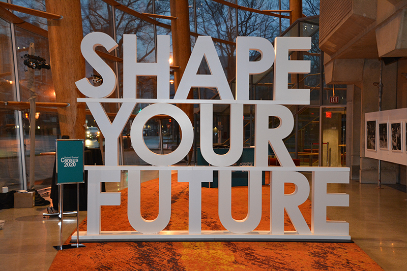 Shape your future.
